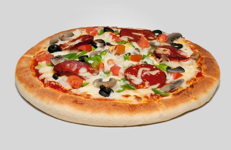 pizza z kamienia jest najlepsza